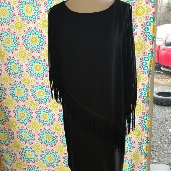 Dresses & Skirts - Black Dress Size XL